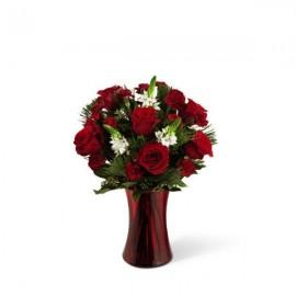 Le Bouquet Vacances Romantiques de FTD