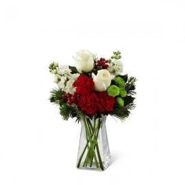 Le Bouquet Paix de Noel de FTD